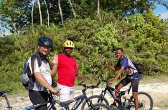 Down Hill Mountain Bike